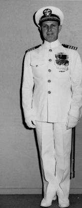 Capt Hamilton Joslin, USN