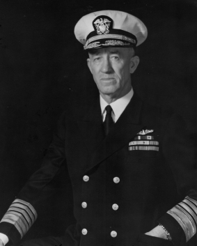 "Admiral Charles M. ""Savvy"" Cooke Jr"